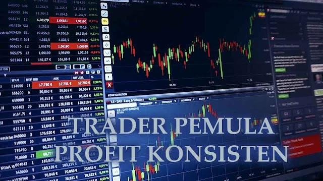 Cara Trading Modal Kecil Hasil Besar Bagi Pemula