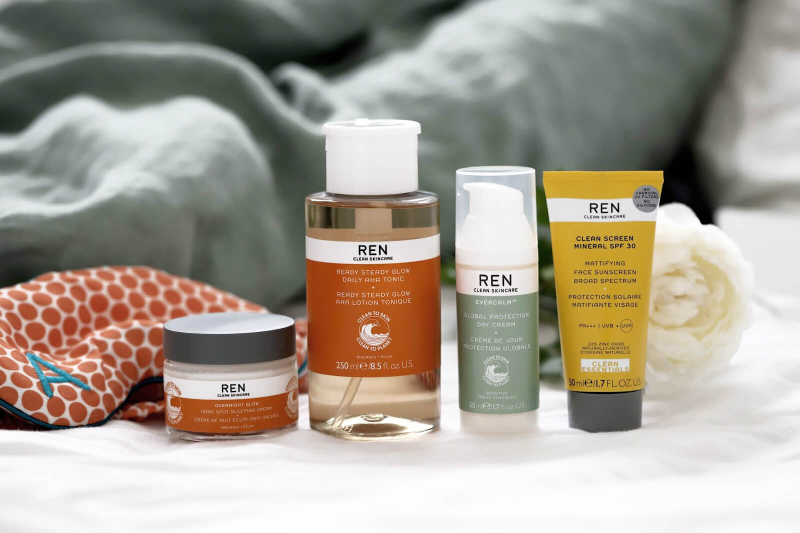 Ren Skin Care test
