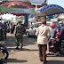 PULUHAN ANGGOTA TNI KODIM 0703/CILACAP AMANKAN SEJUMLAH OBYEK WISATA DI WILAYAH CILACAP