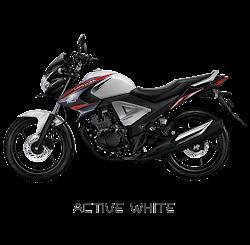 New Megapro CW Active White Nagamas Motor Klaten