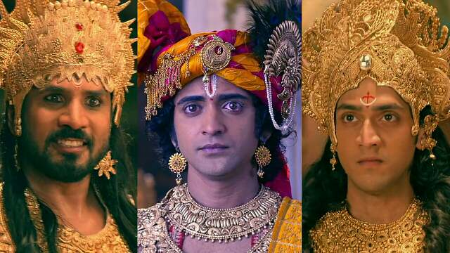 Radha Krishn: Krishna - Arjun Gatha S3 18 September Episode