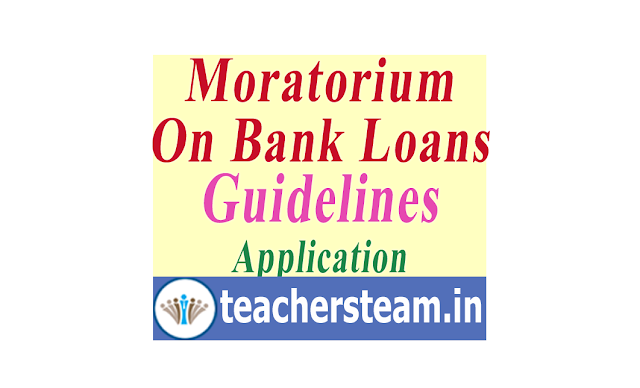 Moratorium on Term Loans due to COVID-19 in India,