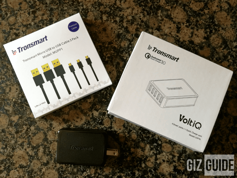 Tronsmart accessories now in the Philippines