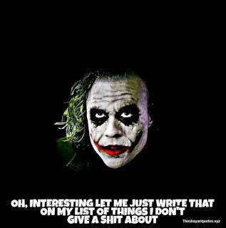 Best joker lines | joker quotes | motivational joker quotes for status - Theshayariquotes.xyz