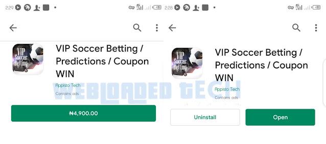 VIP Soccer Betting / Predictions / Coupon WIN - APK Mod