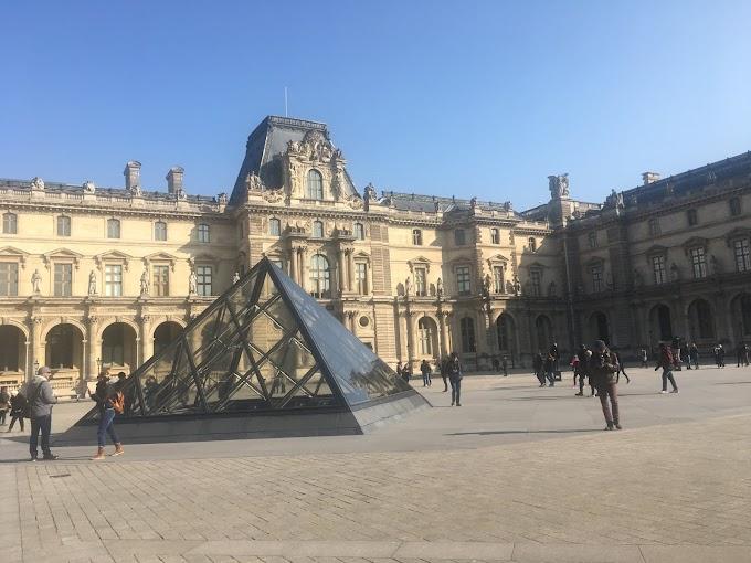 O Fazendo a Mala foi a França e conta para nós como foi conhecer o Museu de Louvre