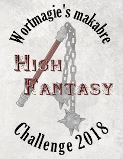 Wortmagie's makabrer High Fantasy Challenge