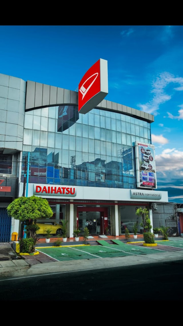 Dealer Astra Daihatsu Palembang