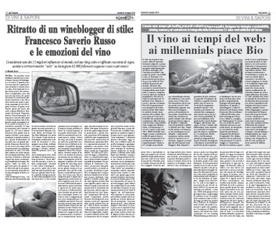intervista francesco saverio russo