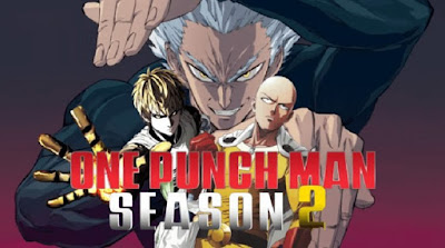 One Punch Man S2 Episode 1 - 12