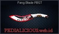Fang Blade PBST