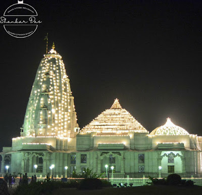 Birla Mandir Jaipur Night View
