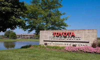 kampus Toyota