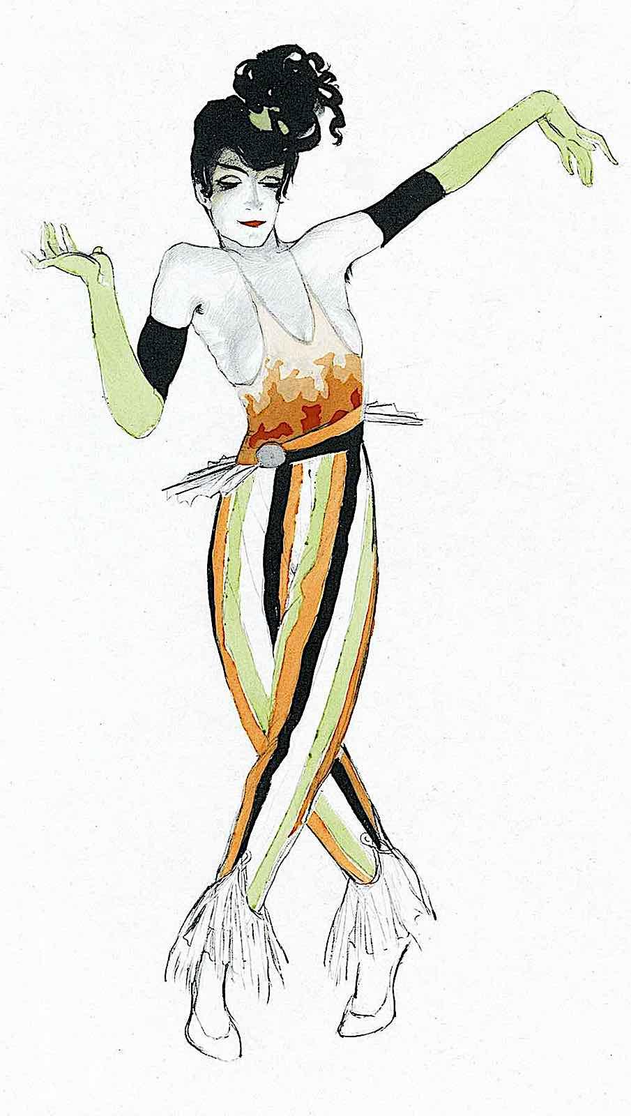 Walter Schnackenberg dancer