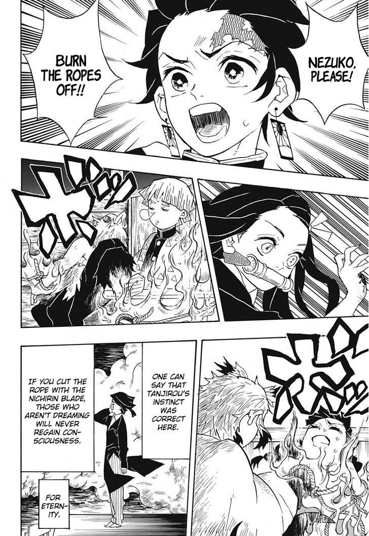 DEMON SLAYER: KIMETSU NO YAIBA CHAPTER 58 6