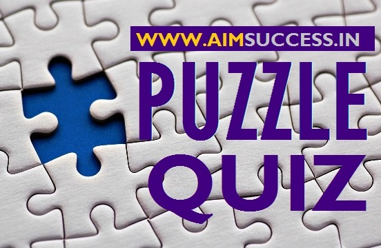 Puzzle for IBPS PO/Clerk/RRB Mains 2018: 17 Sep