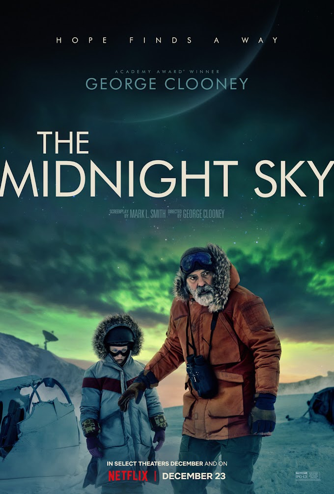 The Midnight sky 2020 Kurdi