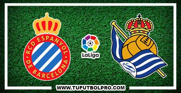 Ver Espanyol vs Real Sociedad EN VIVO Por Internet Hoy 10 de Febrero 2017