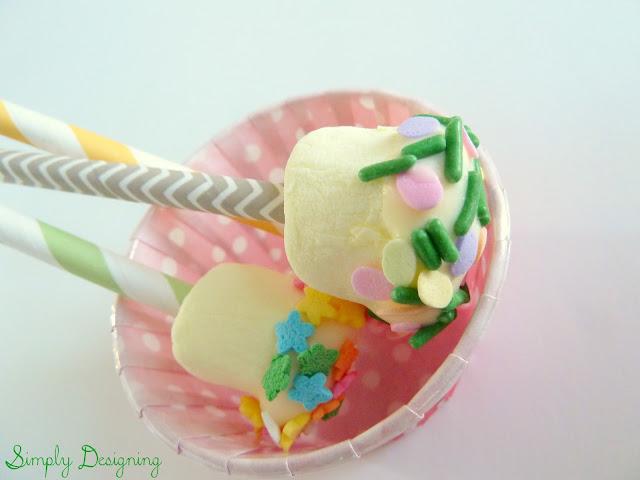 lemon lime marshmallow pops 07a Lemon & Lime Marshmallow Pops + Spring Marshmallow #EasterHOA Video 27