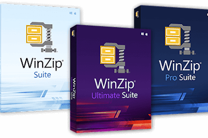 WinZip 2021 System Utilities Suite Free Download