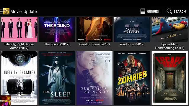 Aplicatie filme online pe android
