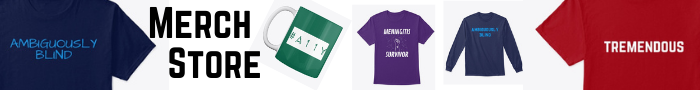 Ambiguously Blind Merch Store