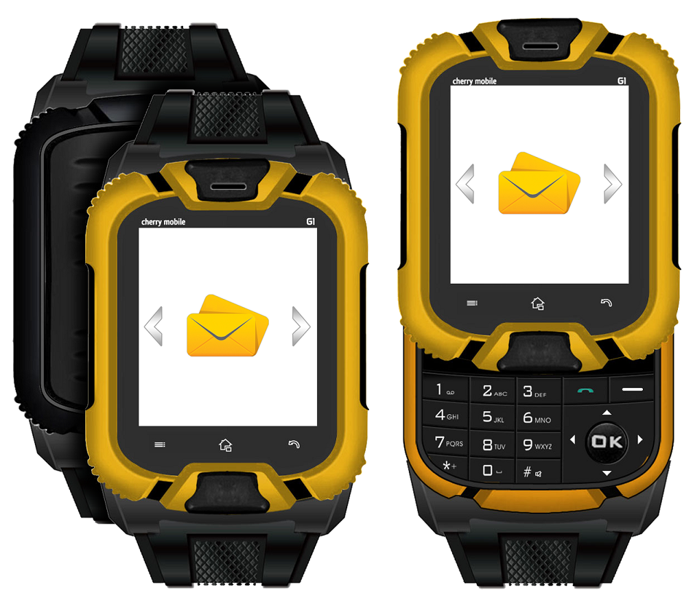 Cherry Mobile G1 Watch Phone