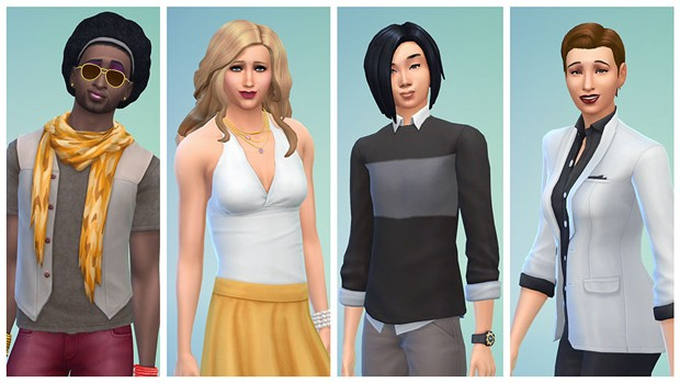 'The Sims 4' eliminates gender limitation in creating characters