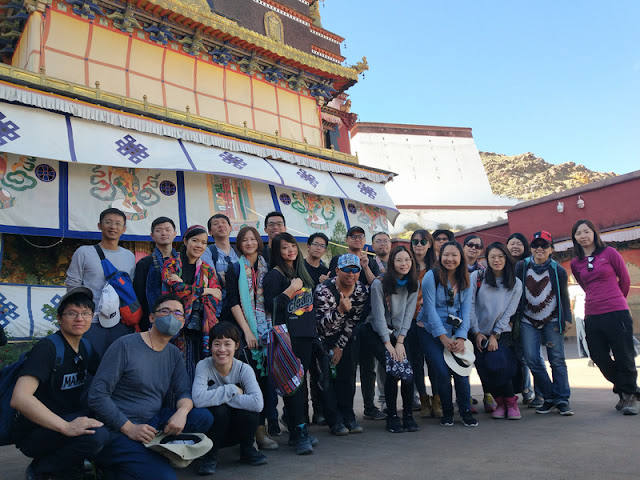 台灣-西藏旅遊攻略