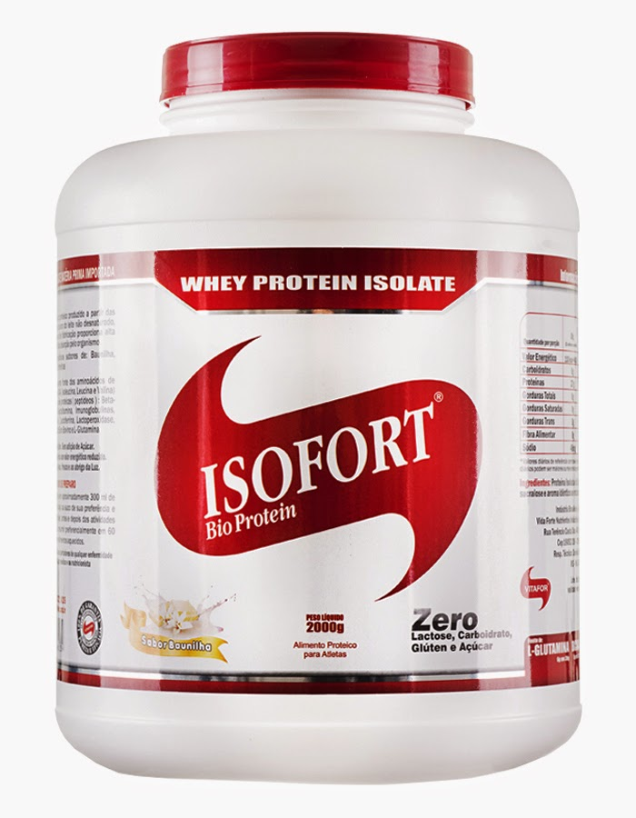 93228ba73 Lançamento na Agora Saúde ISOFORT Whey Protein 900g