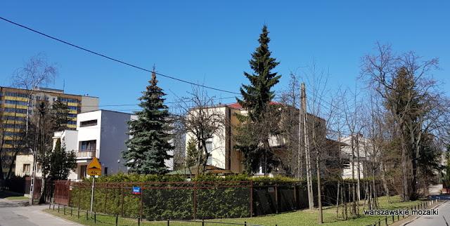warszawa warsaw wola koło ulice Woli architektura