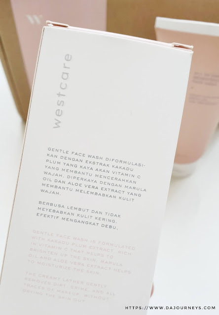 Review Westcare All in One Brightening Face Wash