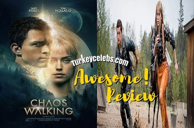 Chaos walking a world where women have disappeared review.