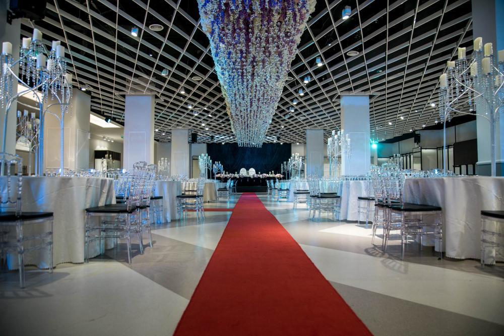 Halls with different themes bizmilla wedding centre junglespirit Images