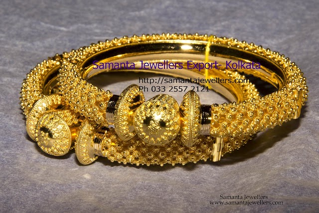 Latest Fancy Light Weight Gold Bala Designs