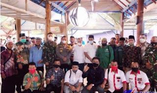 Bupati Zahir Minta Masyarakat Batu Bara Sampaikan Pendapat Dengan Silaturahmi