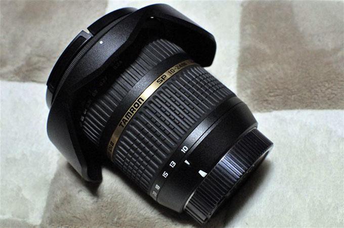 Ulasan Lensa Tamron SP AF 10-24mm f/3.5-4.5 Di II LD Aspherical (IF)