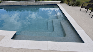 Custom Geometic Inground Pool Builder DFW  8