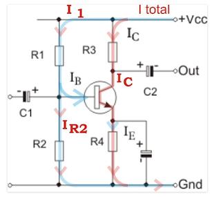 Penguat Transistor Satu Tingkat Common Emitor