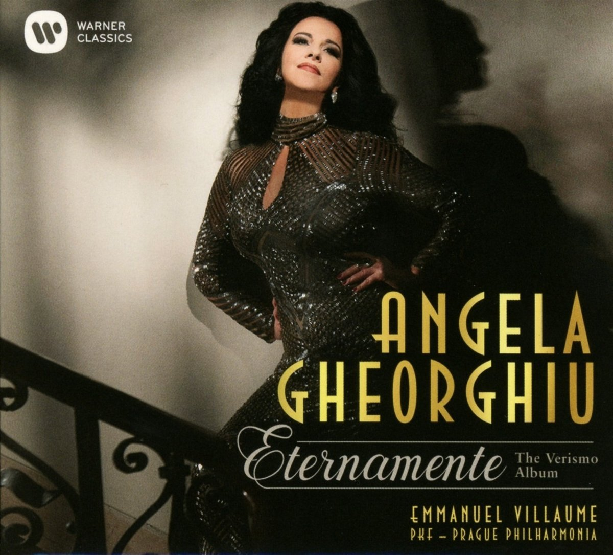 IN REVIEW: Angela Gheorghiu - ETERNAMENTE (Warner Classics 0190295780241)