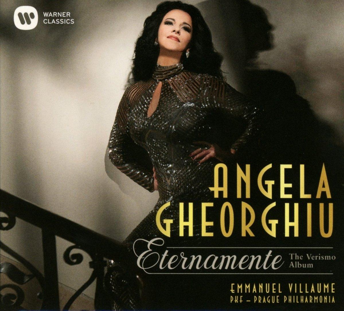 IN REVIEW: Angela Gheorghiu - ETERNAMENTE (Warner Classics 0190295780241)