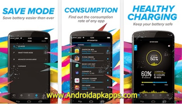 Free Download Battery Saver Pro Apk Cracked v3.0.1 Android Latest Version Gratis 2016