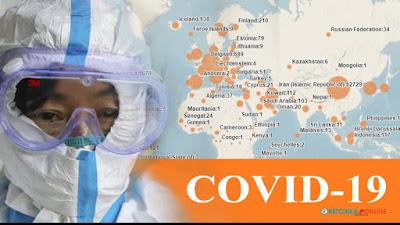 Covid-19 Lampung Selatan Tembus 64 Kasus Perharinya. Berikut Datanya