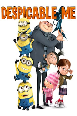 Despicable Me 2010 720p HEVC Hindi Dual Audio