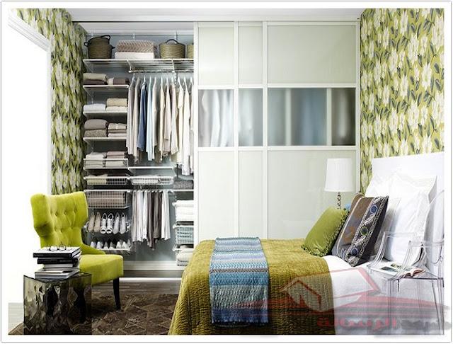 أثاث غرف النوم الأنيقة والحديثة