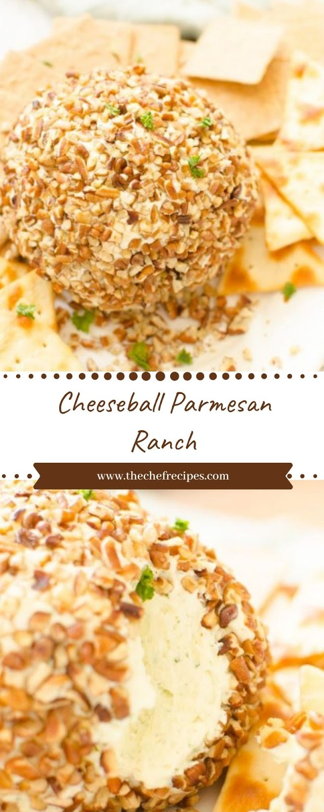 Cheeseball Parmesan Ranch