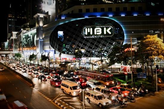 Shopping di MBK Mall Bangkok dlm jadual perjalanan Bangkok drp Sahajidah Hai-O Marketing