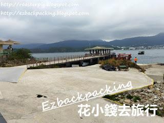 橋咀泳灘:交通+燒烤