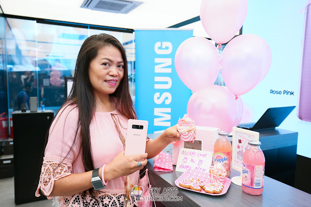 Samsung Malaysia Sweet Treats Workshop @ Samsung Galaxy Studio KL