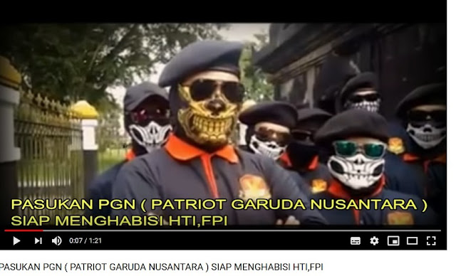 Beredar Video Anak Buah Gus Nuril akan Sikat Habis HTI dan FPI